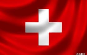 National Flag Switzerland
