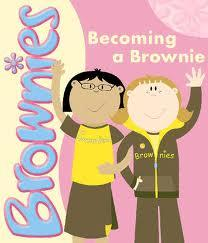 Becoming a Brownie Book