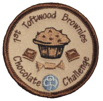 Chocolate Challenge Badge